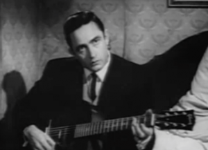 Johnny Cash in Five Minutes to Live